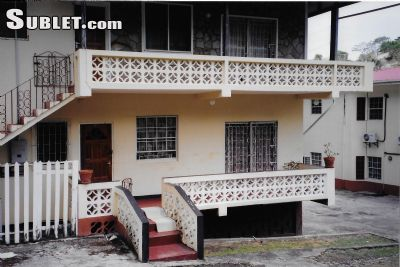 Image 2 furnished 1 bedroom Apartment for rent in Saint George, Grenada