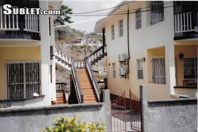 Image 3 furnished 1 bedroom Apartment for rent in Saint George, Grenada