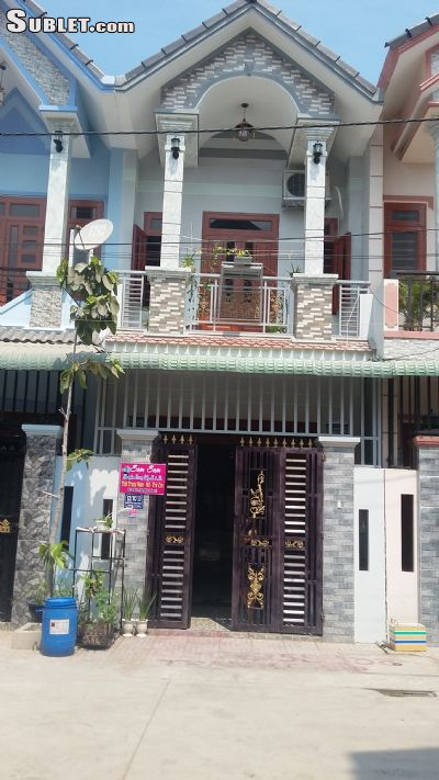 Image 3 unfurnished 2 bedroom House for rent in Di An, Binh Duong