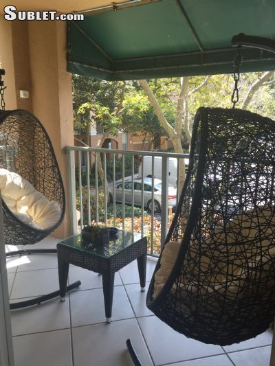 Image 3 furnished 3 bedroom Apartment for rent in Aventura, Miami Area