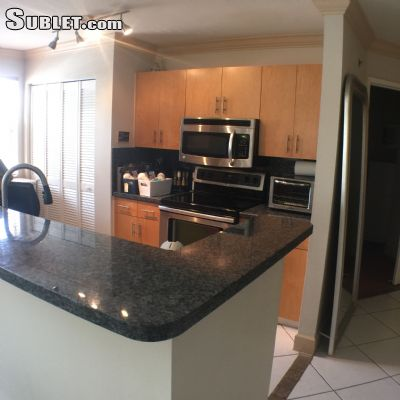 Image 8 furnished 3 bedroom Apartment for rent in Aventura, Miami Area