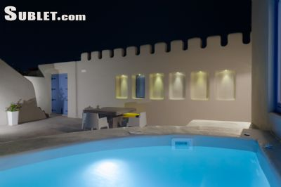 Image 1 furnished 2 bedroom Apartment for rent in Santorini, Cyclades