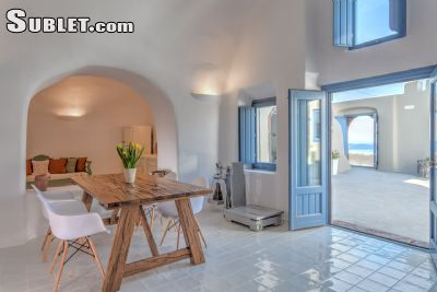 Image 5 furnished 2 bedroom Apartment for rent in Santorini, Cyclades