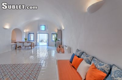Image 6 furnished 2 bedroom Apartment for rent in Santorini, Cyclades