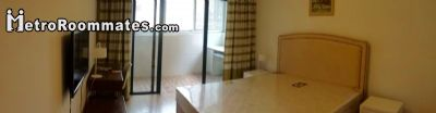 Image 2 Furnished room to rent in Huangpu, Shanghai Proper 3 bedroom Apartment