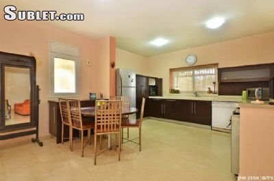 Image 6 furnished 5 bedroom House for rent in Western Galilee, North Israel