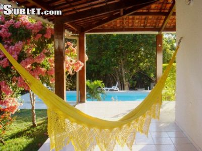Image 2 furnished 3 bedroom House for rent in Litoral Sul, Paraiba