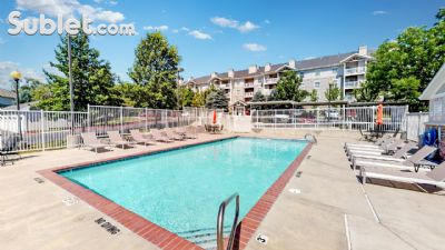Image 2 furnished 1 bedroom Apartment for rent in West Jordan, Salt Lake County