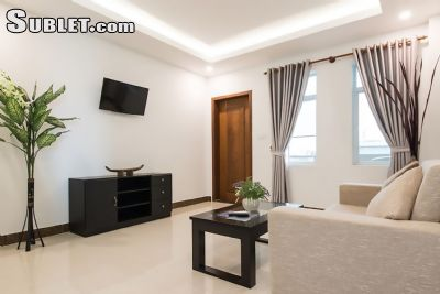 Image 1 furnished 2 bedroom Apartment for rent in Meanchey, Phnom Penh
