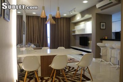 Image 8 furnished 2 bedroom Apartment for rent in District 7, Ho Chi Minh City