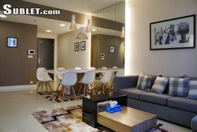 Image 9 furnished 2 bedroom Apartment for rent in District 7, Ho Chi Minh City