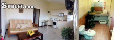 Image 2 either furnished or unfurnished 1 bedroom Apartment for rent in Montes de Oro, Puntarenas