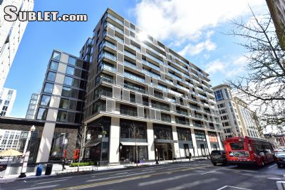 Image 2 furnished 2 bedroom Apartment for rent in Penn Quarter, DC Metro
