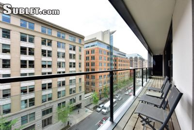 Image 5 furnished 2 bedroom Apartment for rent in Penn Quarter, DC Metro