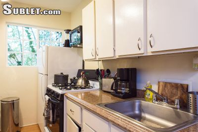 Image 3 furnished 2 bedroom Townhouse for rent in Hollywood, Metro Los Angeles