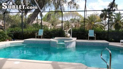 Image 2 furnished 4 bedroom House for rent in New Smyrna Beach, Volusia County