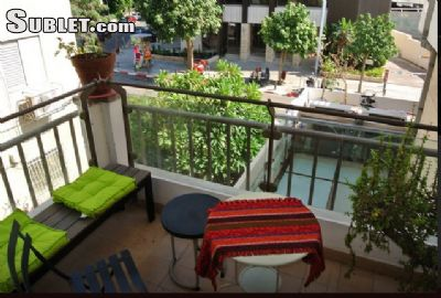 Image 1 furnished 1 bedroom Apartment for rent in Tel Aviv-Yafo, Tel Aviv