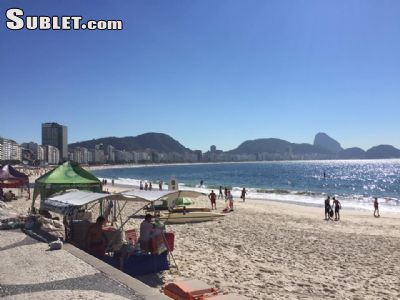 Image 10 either furnished or unfurnished Studio bedroom Apartment for rent in Copacabana, Rio de Janeiro City