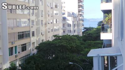 Image 3 either furnished or unfurnished Studio bedroom Apartment for rent in Copacabana, Rio de Janeiro City