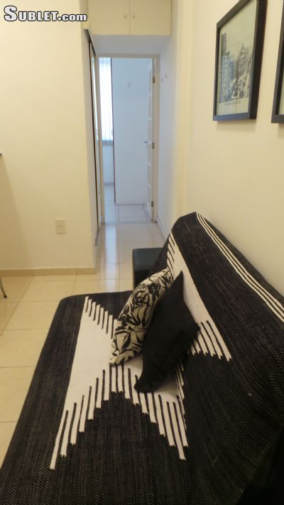 Image 7 either furnished or unfurnished Studio bedroom Apartment for rent in Copacabana, Rio de Janeiro City