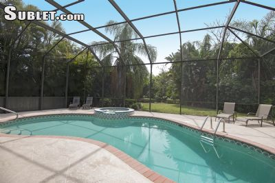 Image 1 furnished 3 bedroom House for rent in Marco Island, Collier (Naples)