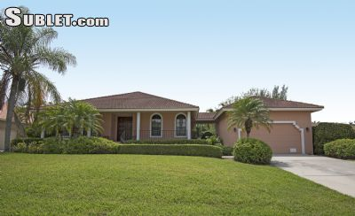 Image 2 furnished 3 bedroom House for rent in Marco Island, Collier (Naples)
