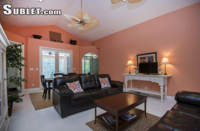 Image 3 furnished 3 bedroom House for rent in Marco Island, Collier (Naples)