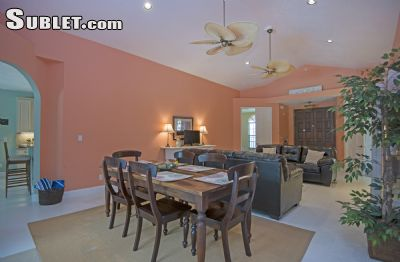 Image 4 furnished 3 bedroom House for rent in Marco Island, Collier (Naples)