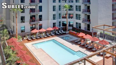Image 1 furnished 2 bedroom Apartment for rent in Hollywood, Metro Los Angeles
