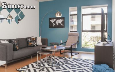 Image 4 furnished 2 bedroom Apartment for rent in Hollywood, Metro Los Angeles