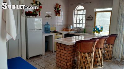 Image 3 furnished 4 bedroom House for rent in Lopez Mateos, Mexico