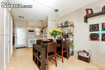 Image 4 furnished Studio bedroom Apartment for rent in South Beach, Miami Area