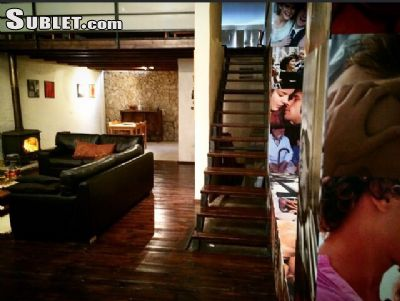 Image 2 furnished 1 bedroom Loft for rent in Mizpe Ramon, South Israel