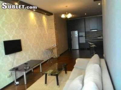 Image 1 furnished 2 bedroom Apartment for rent in Batumi, Ajaria