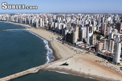Image 7 furnished 1 bedroom Hotel or B&B for rent in Fortaleza, Ceara