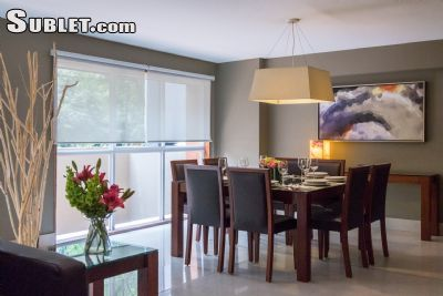 Image 4 furnished 2 bedroom Apartment for rent in Miguel Hidalgo, Mexico City