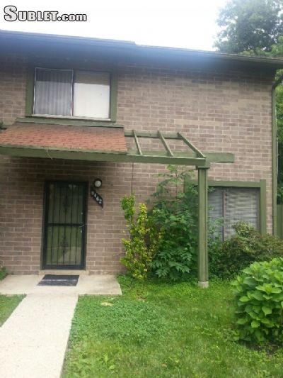 3BR Townhouse for Rent on Timesweep Lane, Columbia
