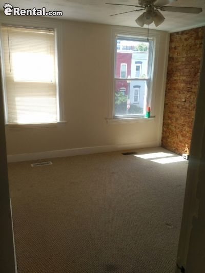 Image 5 unfurnished 2 bedroom House for rent in Bloomingdale, DC Metro