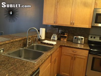 Image 4 furnished 2 bedroom Apartment for rent in Marina, Central San Diego