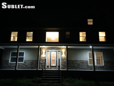 Image 2 unfurnished 4 bedroom House for rent in Englishtown, Monmouth County