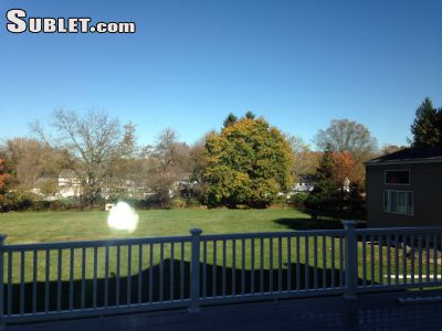 Image 4 unfurnished 4 bedroom House for rent in Englishtown, Monmouth County