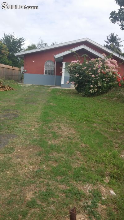 Image 2 furnished 3 bedroom House for rent in Tunapuna, Trinidad Tobago