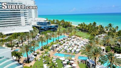 Image 4 furnished 1 bedroom Hotel or B&B for rent in Miami Beach, Miami Area