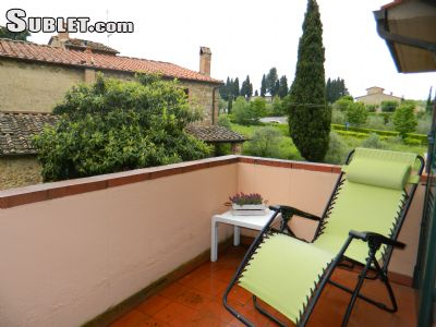 Image 2 furnished 1 bedroom Hotel or B&B for rent in San Casciano in Val di Pesa, Florence