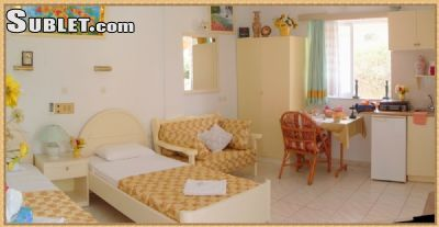 Image 2 furnished Studio bedroom Apartment for rent in Rethymno, Rethymno