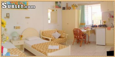 Image 4 furnished Studio bedroom Apartment for rent in Rethymno, Rethymno