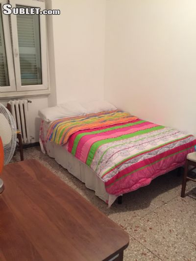 Image 1 Furnished room to rent in Ostiense, Roma (City) 4 bedroom Apartment