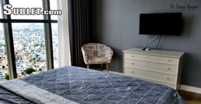 Image 4 furnished 3 bedroom Apartment for rent in District 4, Ho Chi Minh City