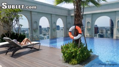Image 9 furnished 3 bedroom Apartment for rent in District 4, Ho Chi Minh City