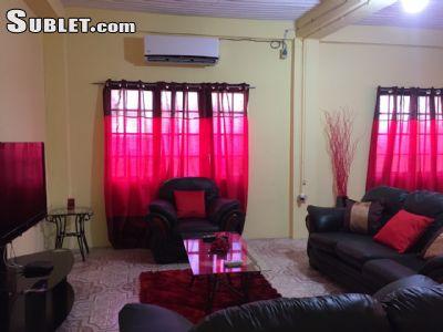 Image 1 furnished 2 bedroom Apartment for rent in San Juan, Trinidad Tobago